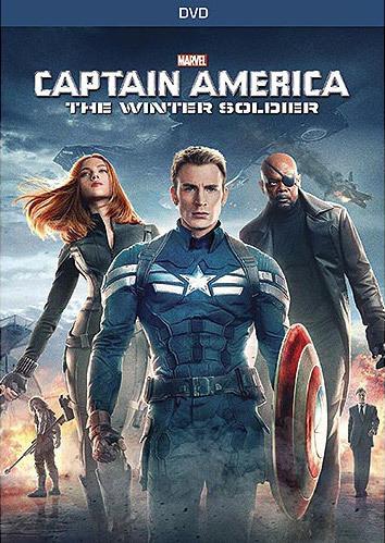 Captain America: The Winter Soldier (video)