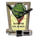 Yoda Pin