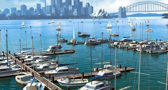 Baía de Sydney