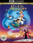 Aladdin 4KUHD Blu-ray
