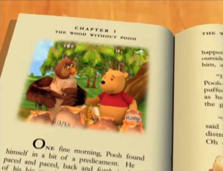 The Wood Without Pooh
