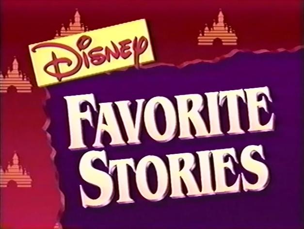 Disney Favorite Stories