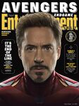 EW Avengers Endgame - Ironman cover
