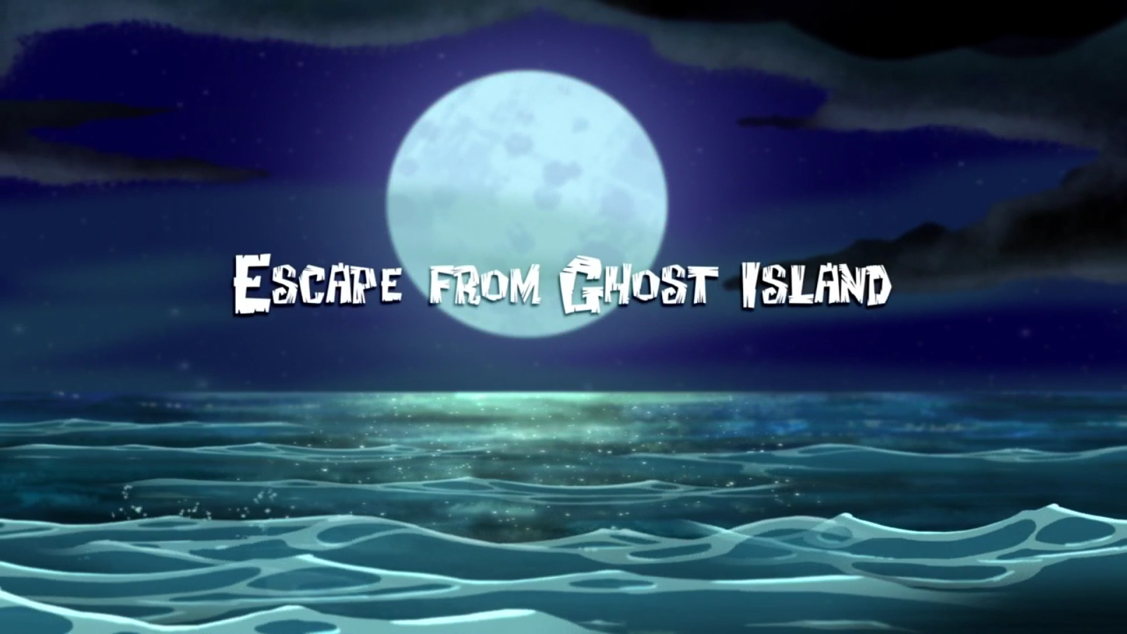 Escape from Ghost Island