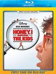 Honey I Shrunk The Kids Blu