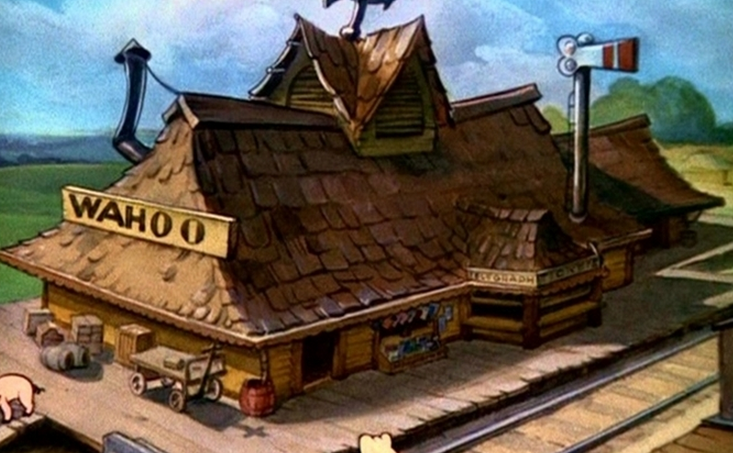 El Hotel Wahoo
