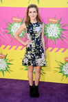 Kiernan Shipka at Nick KCA