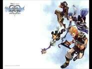 Kingdom Hearts Birth By Sleep OST - Mickey Mouse March-2
