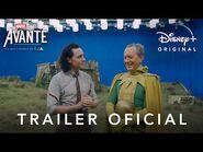 Marvel Studios Avante- Os Bastidores de Loki - Trailer Oficial Legendado - Disney+