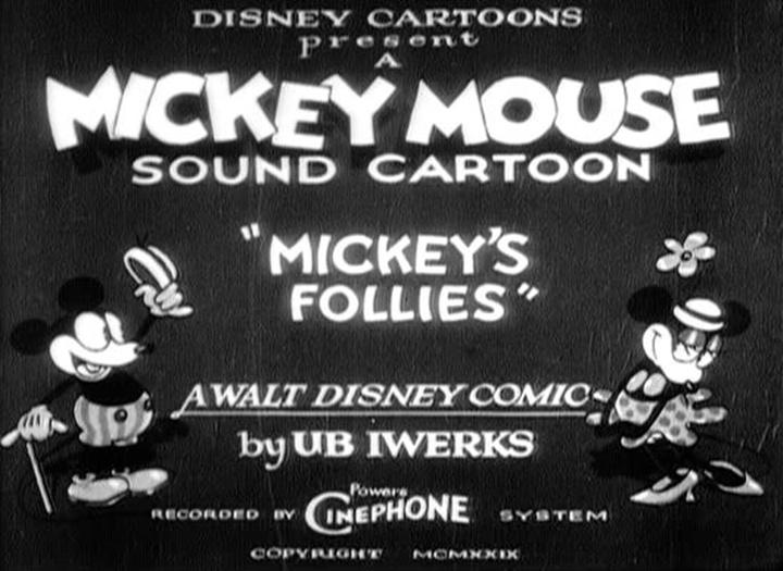Loucuras do Mickey