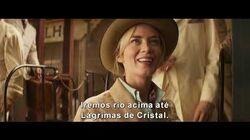 Teaser Trailer Legendado - Jungle Cruise - 23 de julho nos cinemas