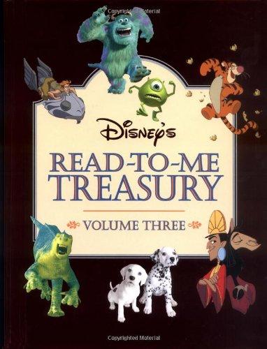 Disney's Read-To-Me Treasury, Vol. 3