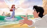 Ariel and Eric Reunite