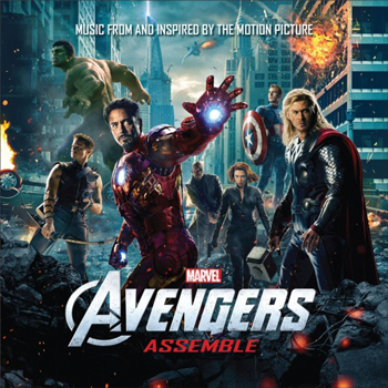 The Avengers (soundtrack)