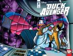 Duck Avenger issue 3 RI
