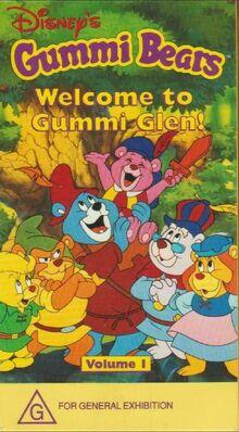 Gummi Bears Welcome to Gummi Glen! 1997 AUS VHS.jpeg