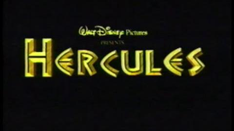 Hercules - 1997 Theatrical Trailer 2