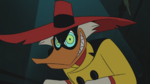 Jim Sterling becomes Negaduck