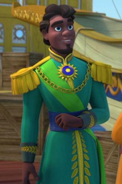 King Joaquín