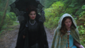 Once Upon a Time - 1x12 - Skin Deep - Evil Queen & Belle