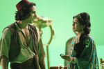 Once Upon a Time - 6x05 - Street Rats - Production Images - Aladdin and Jasmine 2