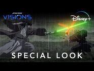 STAR WARS- VISIONS - SPECIAL LOOK - DISNEY+-2