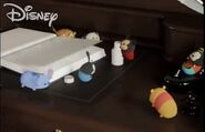 The Tsum Tsums in Monochrome Tsum