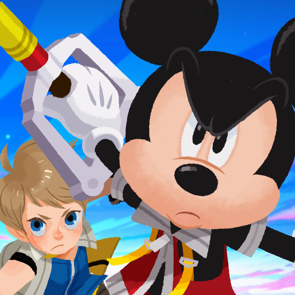 Kingdom Hearts Union χ/Gallery