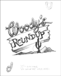 Woody's Roundup design (3)