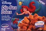 Disney Dip Sea Dooz Fish Nuggets