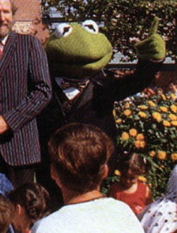 Kermit the Frog Costumes Through the Years