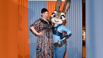 Ginnifer Goodwin and Judy Hopps