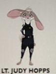 Judy Hopps Konzept