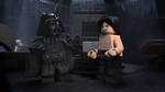 Kylo meets Vader - The LEGO Star Wars Holiday Special