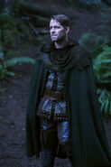 Once Upon a Time in Wonderland - 1x03 - Forget Me Not - Photography - Robin Hood