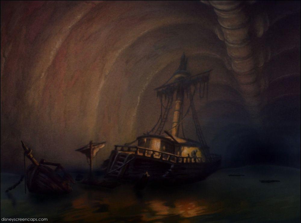 Barco de Gepeto