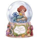 Precious Moments® Little Mermaid Ariel Musical Water Globe - Snow Globes & Water Globes - Hallmark