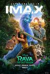 Raya and the Last Dragon IMAX Poster