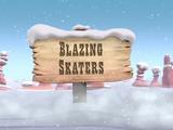 Blazing Skaters
