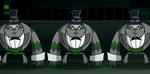 Club Ninja-dise - Robo-Apes