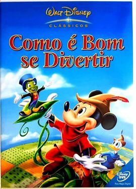 Como é Bom Se Divertir - Capa DVD.jpg