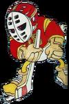 DTNES - Hockey Duck (Nintendo Power)