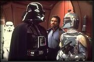 Darth Vader i Boba Fetta