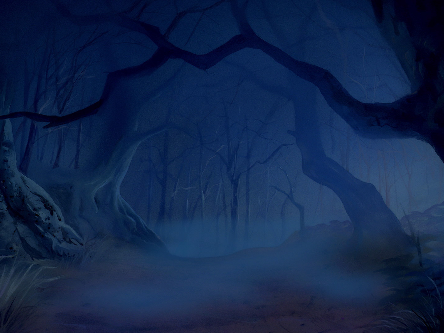 El Bosque (Beauty and the Beast)