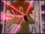 Fox transforming into a Werewolf - Eye of the Beholder