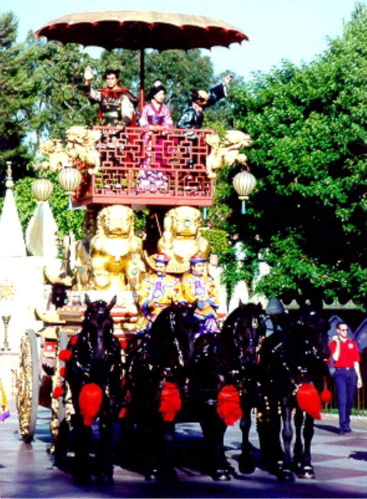 Mulan Parade