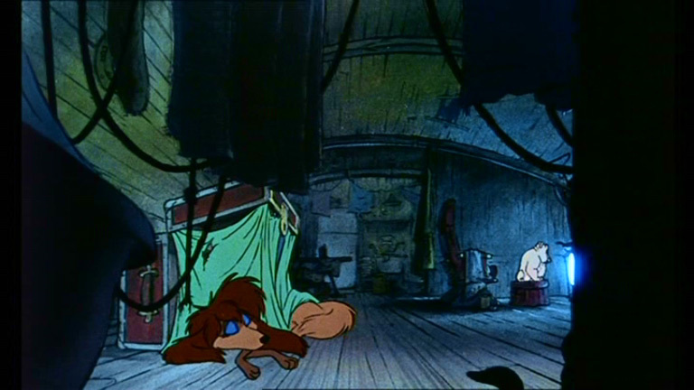 Francis (Oliver & Company)/Gallery