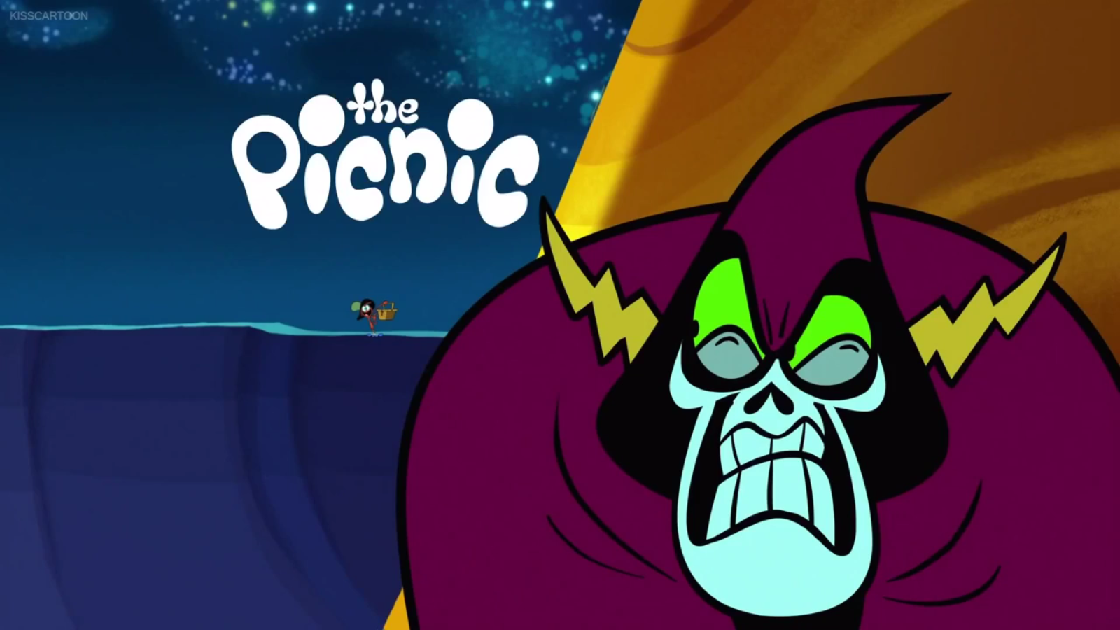 The Picnic (Wander Over Yonder)