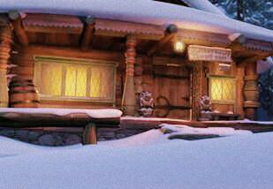 El Puesto de Venta y Sauna de Oaken