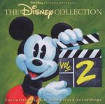 The Disney Collection Volume 2 2006 Cover